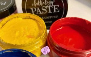 chalk couture paste and how to use chalk couture paste