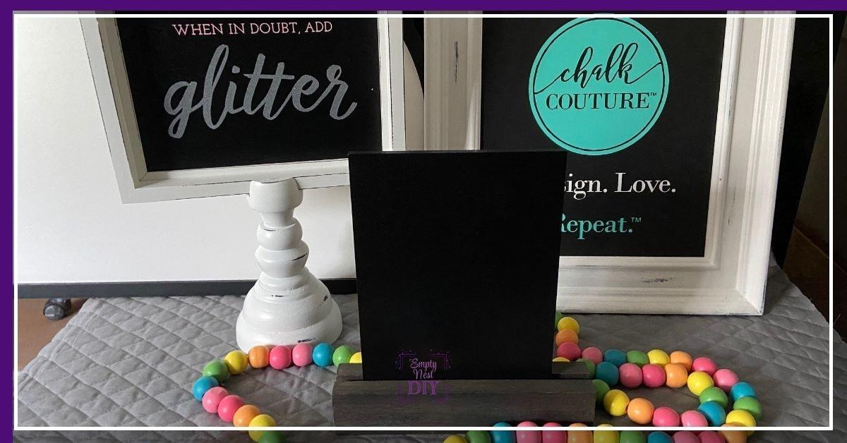 diy craft blog, chalk couture ideas blog