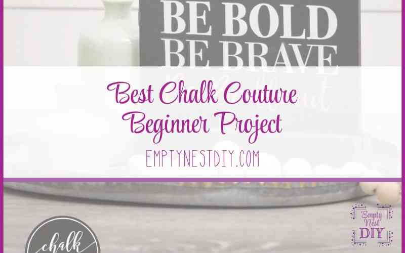 beginner kit chalk couture