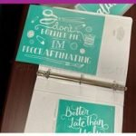 how to store chalk couture transfers, best way to store transfers
