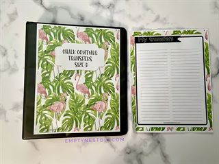 printable notebook covers