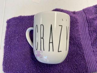 diy rae dunn mug using chalk couture inks