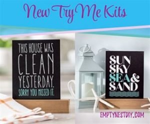 new chalk couture try me kits